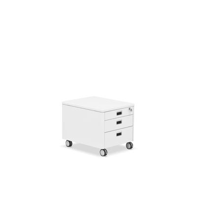 Moll Cubic Mobile Pedestal