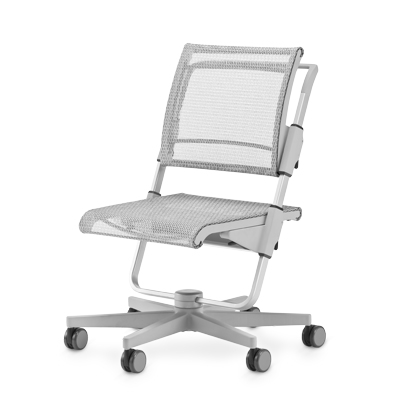 Moll Scooter Grey Children's Chair