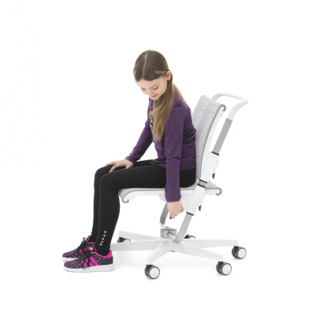 Moll Scooter children chair seat depth adjustment