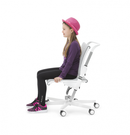 Moll Scooter children chair seat height adjustment