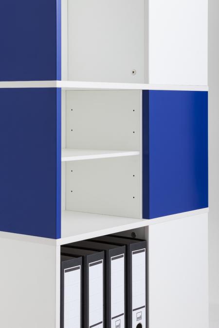 Squarefile Compartment Shelf